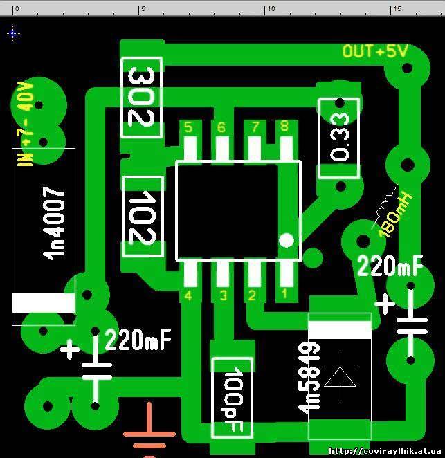 mc34063 схемы - Всемирная схемотехника.
