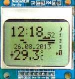 Недельный таймер Nokia 5110
